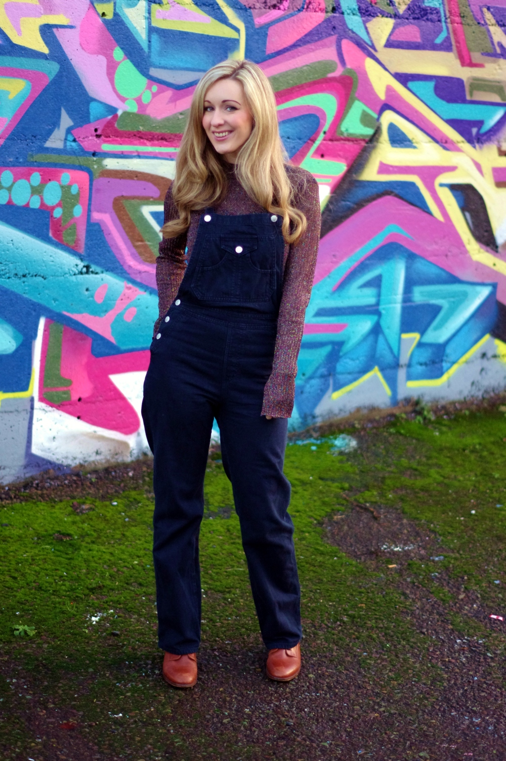How Alexa Chung x AG Jeans dungarees gave me my mojo back