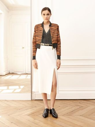 Bouchra Jarrar spring summer 2016 ready-to-wear